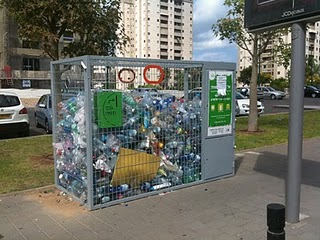 Image result for bottle recycling in israel